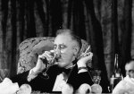 FDR - Favorite Drink: Scotch or Brandy
