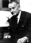 LBJ - Favorite Drink: Scotch & Soda