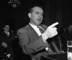 Joseph McCarthy - Favorite Drink: Unknown